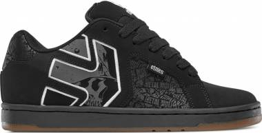 Etnies Metal Mulisha Fader 2 - Black (4107000522581)
