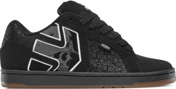 Etnies Metal Mulisha Fader 2 - Black / Grey / White