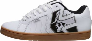 Etnies Metal Mulisha Fader 2 - White/Black/Gum