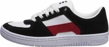 Etnies Senix Lo - Black White Red