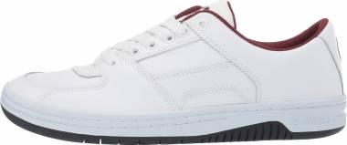 Etnies Senix Lo - White/Navy/Red (4101000500150)