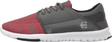 Etnies Scout Yarn Bomb - Dark Grey Red (4101000460065)