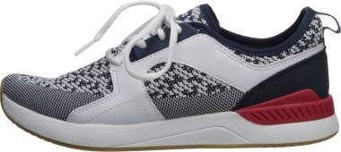Etnies Cyprus SC - White Navy Red 150