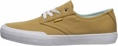 Etnies Jameson Vulc LS - Tan/White (4101000477267)