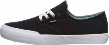 Etnies Jameson Vulc LS - Black/White/Silver (4101000477983)