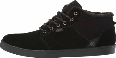 Etnies Jefferson Mid - Black/Black