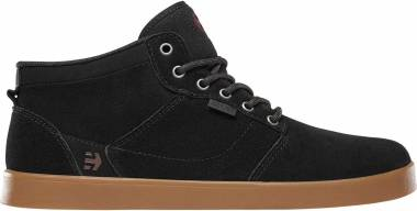 Etnies Jefferson Mid - Black 964 Black Gum 964 (4101000398964)
