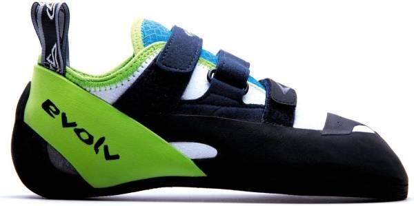 Evolv Supra - White/Neon Green