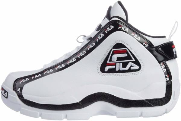 Fila Grant Hill 2 - White / Black / Red