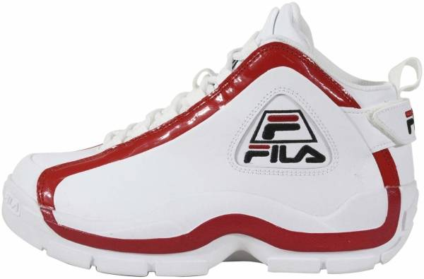 Fila Grant Hill 2 - White/Fila Red/Black (1BM00637114)