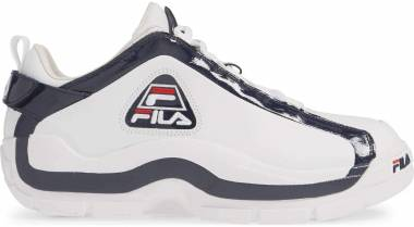Fila 96 Low - White/Navy/Red