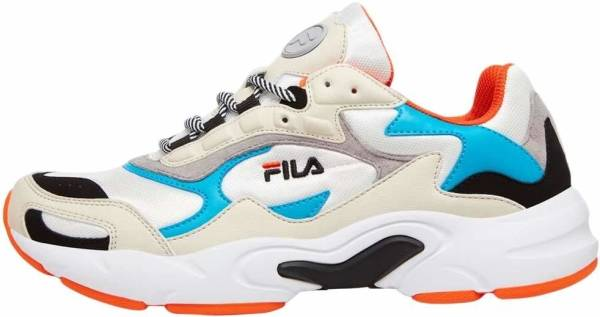 Fila Luminance - White/Blue/Orange (1RM00585132)