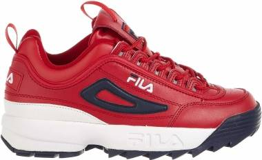 Fila Disruptor 2 Premium - Red