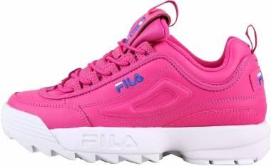 Fila Disruptor 2 Premium - Pink/White (5XM00817956)