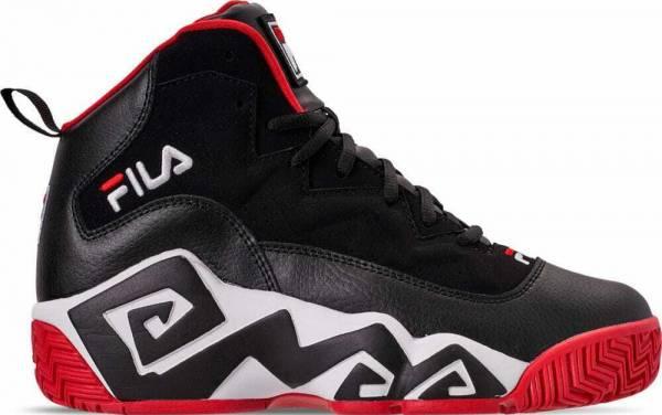 Fila MB - Black/White-red (1BM00509014)