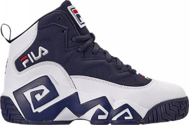 Fila MB - White/Navy-fire Red