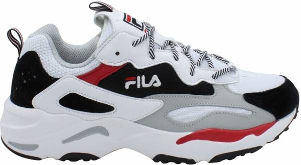 Fila Ray Tracer White/Black/Red