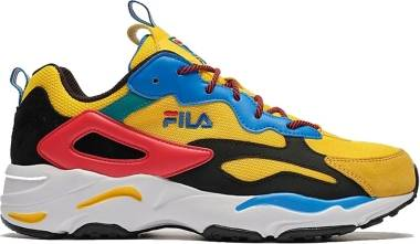 Fila Ray Tracer - Freesia/Black/Aster Blue (1RM01033708)