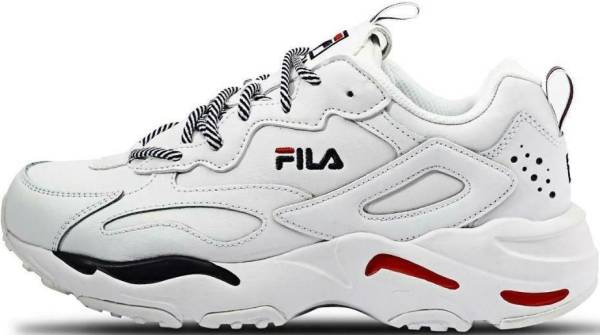 Fila Ray Tracer - White/Navy/Red (1RM00661125)
