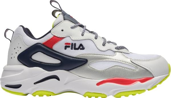 Fila Ray Tracer - White / Navy / Red (1RM01028125)