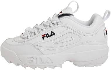 Fila Disruptor 2 - WHITE/NAVY/RED (FW01655111)