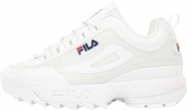 Fila Disruptor 2 - White/Navy/Red (1FM00464125)