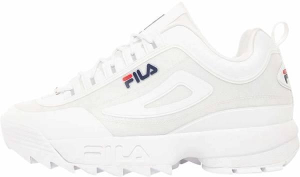 Fila Disruptor 2 - White/Navy/Red (1FM00464125)
