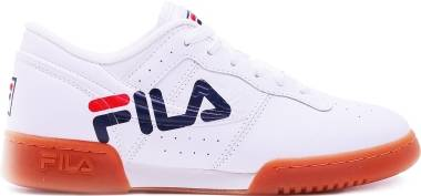 Fila Original Fitness - White / Navy / Red