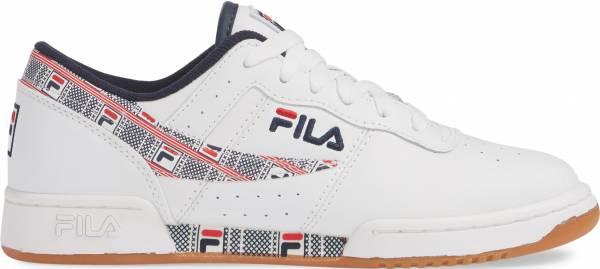 Fila Original Fitness White / Navy / Red