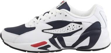 Fila Mindblower - White-Navy blue
