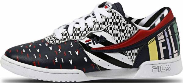 Fila Original Fitness Patchwork - Multi-pattern/White