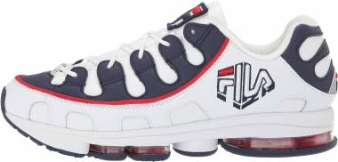 Fila Silva Trainer - White/Navy/Red