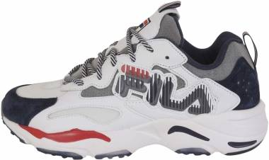 Fila Ray Tracer Graphic - Fila Navy/White/Fila Red (1RM00807422)
