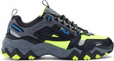 Fila Oakmont TR - Safety Yellow/Black/Castlerock (1JM01258703)