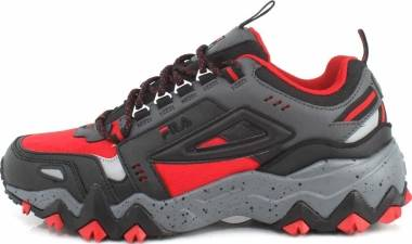Fila Oakmont TR - Fila Red/Castle Rock/Black (1JM00649603)