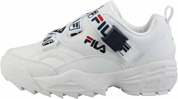 Fila Fast Charge - White