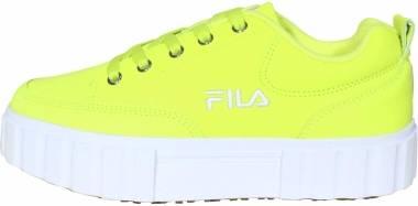 Fila Sandblast Low - Yellow (5CM00969720)
