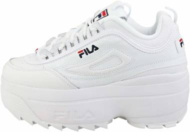 Fila Disruptor 2 Wedge - White (5FM00704125)