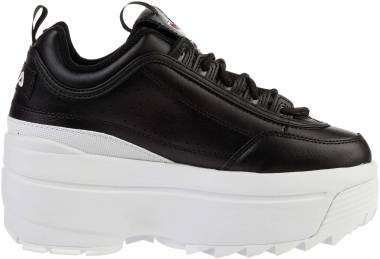 Fila Disruptor 2 Wedge - Black White (5FM00704014)
