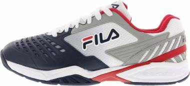 Fila Axilus 2 Energized - White/Navy/Red (1TM00058125)