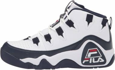 Fila Grant Hill 1 - White/Navy/Red (1BM00636125)