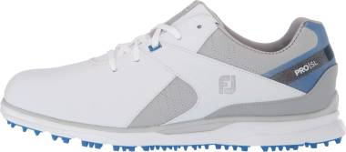 Footjoy Pro SL - White Blue Grey (53811)