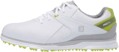 Footjoy Pro SL - White/Lime (53805)