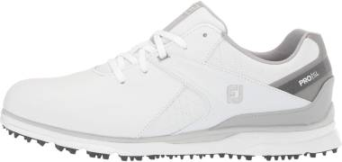 Footjoy Pro SL - White Grey