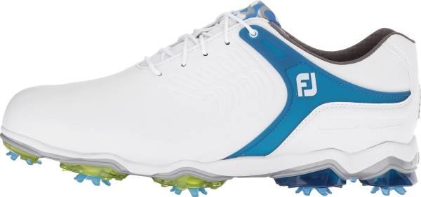 Footjoy Tour S - White Blanco Azul 55301