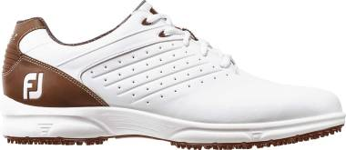 Footjoy ARC SL - White/Brown (59706)
