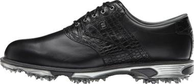 Footjoy DryJoys Tour - Black/Black Croc (53717)