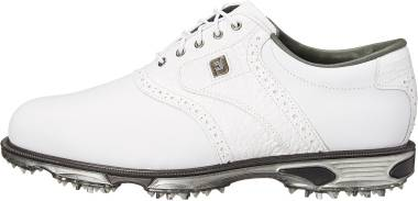 Footjoy DryJoys Tour - White/White Croc (53700)