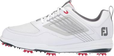 Footjoy Fury - White Blanco Rojo 51100m (51100)