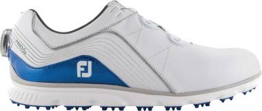 Footjoy Pro SL BOA - White/Blue (53274)